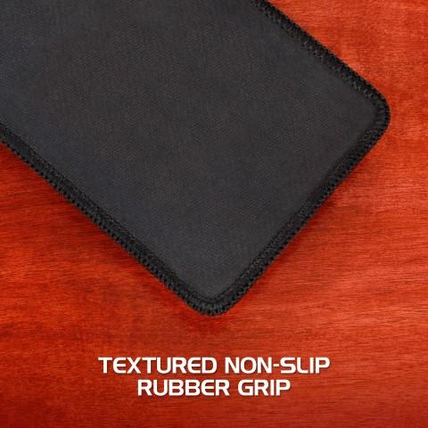 ENHANCE Keyboard Wrist Rest Pad with Soft Memory Foam Support - Full - Galaxy