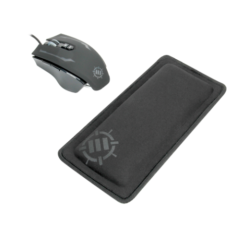Gaming Mouse Wrist Rest Pad with Memory Foam Ergonomic Support by ENHANCE