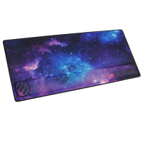 ENHANCE Large Extended Gaming Mouse Pad with Memory Foam Wrist Rest