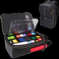ENHANCE Backpack Playing Card Case - Black